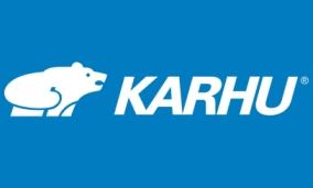 Logo Karhu WHITE-1