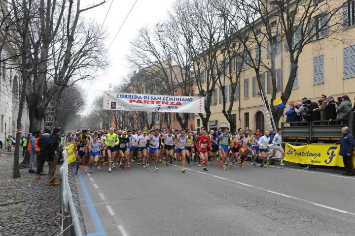 42ª Corrida di San Geminiano: vincono i keniani Koech e Wanjiku. Una festa per oltre 4.000 runners