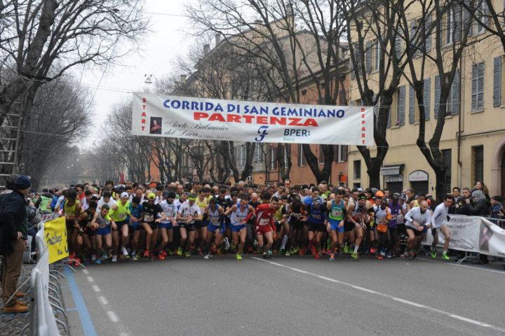 Al via la 45ª edizione della Corrida di San Geminiano